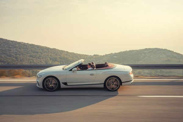 Bentley Continental GT Convertible 11