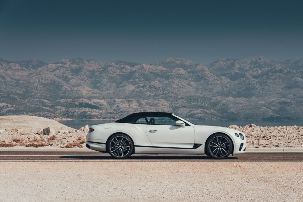 Bentley Continental GT Convertible 14