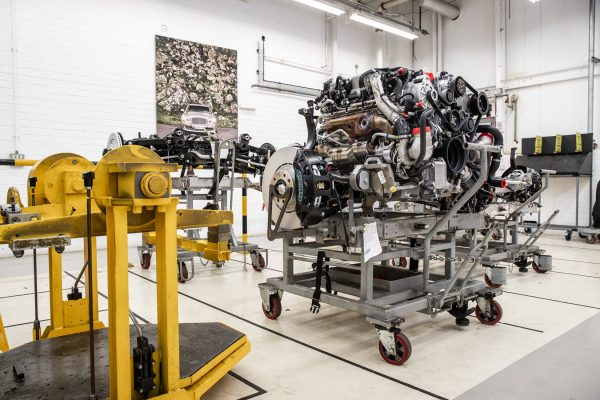 Bentley Mulsanne Build (10)