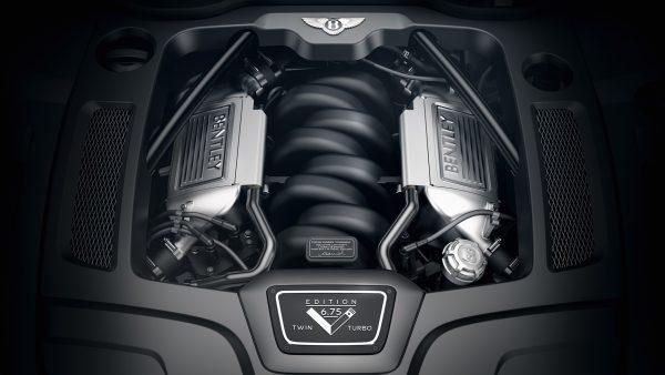 Mulsanne 675 Edition - 8, Engine