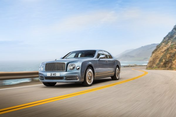 New Mulsanne Luxury beyond compare