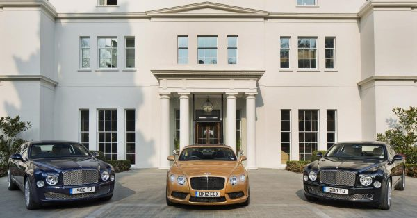 1200x628 Bentley Mulsanne and Bentley Continental GTC V8